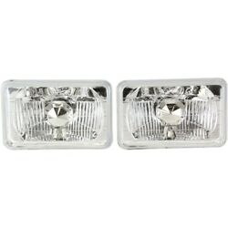 Headlight Lamp Left-and-right For Chevy Express Van Suburban Blazer S-10 Pickup