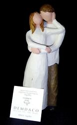 Demdaco Willow Tree Together Large Figurine 28032 Man Woman Collectible By Lordi
