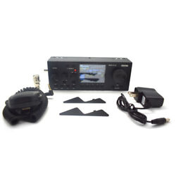 R-928 Plus Rtc 10w 1-30mhz Hf Qrp Transceiver Sdr Transceiver Built-in Battery