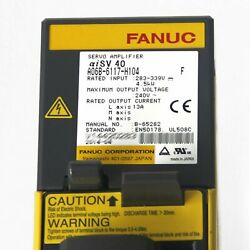1pcs Used For Fanuc A06b-6114-h104 Servo Amplifier Tested In Good Conditionqw