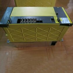 1pcs Used Fanuc A06b-6121-h045h550 Servo Amplifier Tested In Good Conditionqw