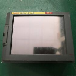 1pcs Used For Fanuc A02b-0281-c087 Touch Screen Tested In Good Conditionqw