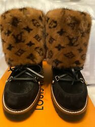 Louis Vuitton Territory Half Boot Sold Out Everywhere