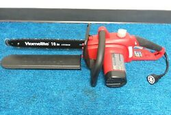 """Homelite Eclectic Chainsaw Ut43123 16"""" Bar Tree Trimmer"""