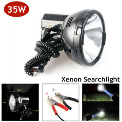 1andtimes35w Hand-held Xenon Hid Search Spot Light Fishing Boat Lighting Marine Camping