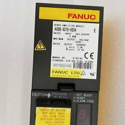 1pcs Used For Fanuc A06b-6079-h204 Servo Drive Tested In Good Conditionqw