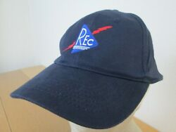 Vintage Rec Rural Electric Cooperative Touchstone Energy Golf Hat