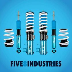 For 12-20 Chevrolet Sonic   Five8 Industries Full Coilovers Height Adjustable