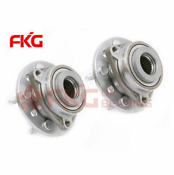 For Concorde Intrepid Vision 513089 2 New Front Wheel Hub And Bearing Assembly