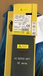 1pc Used Fanuc A06b-6090-h233 Tested In Good Condition