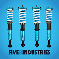 For 02-10 Lexus Sc430 Five8 Industries Full Coilovers Height Adjustable