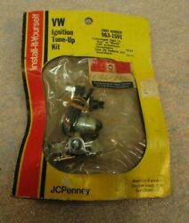 Nos Vintage Jcpenney / Ac Delco Volkswagen Beetle Ignition Tune Up Kit