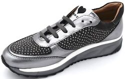 Twin-set Woman Sneaker Shoes Sports Casual Trainers Free Time Art. Ha68dn