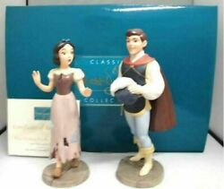 Walt Disney Classics Wdcc White And The Snow White Figure Rare From Japan