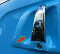 Scania  1998-2016 Chrome Door Handle Covers Pair  S.stell 2 Pices.