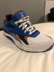 New York Islanders Limited Edition Extra-butter Reebok Shoes