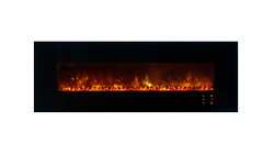 Modern Flames 80 Ambiance Clx2 Wall-mounted Linear Electric Fireplace