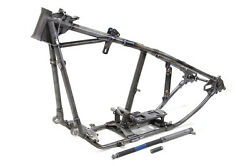 1938-1940 Replica Harley Davidson El Knucklehead Frame Authentic Reproduction