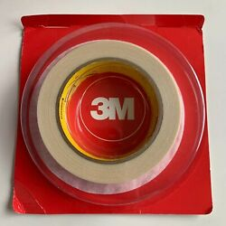 """3m Polyethylene Uhmw 5421 Tape Clear 1 """" X 18 Yds Low Coefficient New H5 1 Roll"""