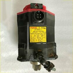 1pcs Used For Fanuc A06b-0235-b605s000 Servo Motor Tested In Good Conditionqw