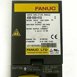 1pcs Used For Fanuc A06b-6096-h104 Servo Amplifier Tested In Good Conditionqw