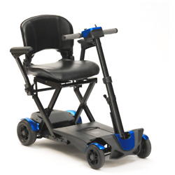 March Offer - Andpound200.00 Off Drive Flex Autofolding 4 Wheel Mobility Scooter