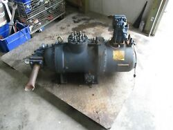 Hanbell Screw Compressor Modelrc11 Serial6a1409 319150t Used