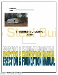 Duro Diy S-style Arch Steel Building Kit Metal Buildings Construction Manual