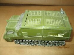 Vintage Dinky Toys 353 Shado 2 Ufo Space Invasion Mobile Gerry Anderson Die Cast