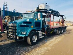 TREE PRO PKG 2005 Kenworth with 92-ft Cormach Boom 16