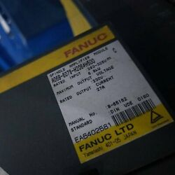 1pcs Used Fanuc A06b-6078-h206h500 Spindle Amplifier Fully Testedqw