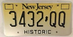 Classic Antique License Plate Historical Muscle Collector Car Auto 432 Ford Bmw