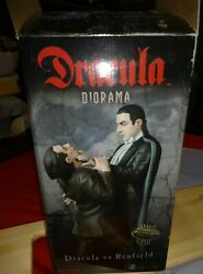 Sideshow Exclusive Dracula Vs Renfield Statue 09/50 Sse Rare Wow