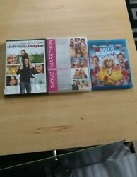 Dvd Lot Isnand039t It Romantic Blu Ray Disc Only Definitely Maybe Dvd Romantic Comedy