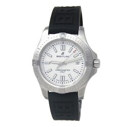 Breitling Colt Stainless Steel Menand039s Watch Automatic A17313
