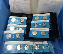Franklin Mint Medallic History Of Pharmacy In Sterling Silver .925 Rare