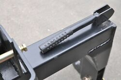 Agknx Cat 1 Quick Hitch W/adaptor And One Set Bushing
