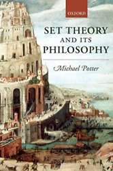 Potter Michael Set Theory amp; Its Philosophy BOOK NEW $81.84