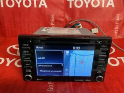 2017-2020 Upgrade Toyota Sienna Gps Navigation Radio Cd Entune Apple Carplay