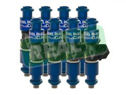 1200cc Fic Fuel Injector Clinic Injectors 86-12 Ford Mustang Highz Is403-1200h