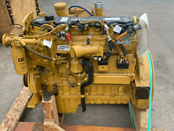 Brand New Cat C7 Acert Jtf Industrial Engine - Imo Complaint- This Also Fits Khx