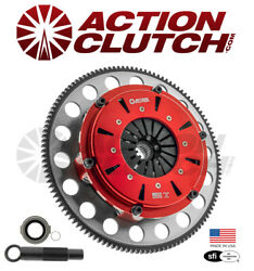 Ac Clutch Twin Disc Kit Fits Honda Acura B-series B16 B18 B20 750-1000hp