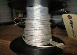 M27500a-16rc1s05. 16 Awg Gauge 1 Conductor Wire Cable. Silver Plated Copper. Usa