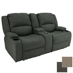 Rv 67 Cloth Powered Double Wall Hugger Recliner Sofa Couch Rv Furniture Fossil