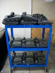 Lot Of 27 Cisco Ip Phones 7942 With Hands Sets, Cords, Stands