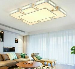 Modern Ceiling Led Lights Brilliance Lamps Indoor Home Kitchen Bed Rooms Fixture