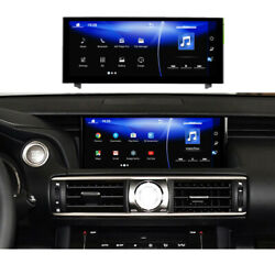 Android 10 Multimedia Player Touch Screen For Lexus Is Is250 Is300 2013-2018