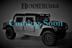 Hummercore Hummer H1 Slantback Tire Carrier For Hard Top Truck Free Shipping