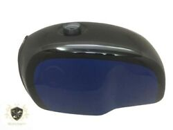 Bmw R100 Rt Rs R90 R80 R75 Painted Aluminum Gas Fuel Petrol Tank+ Monza |fit For