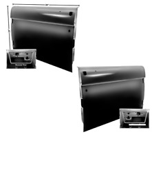 Ford Bronco Door Shell Set Left And Right 1968-1977